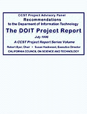 DOIT Project Report Cover